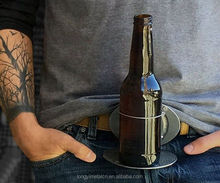 Free sample with fashion beer belt buckle for drinks and beer