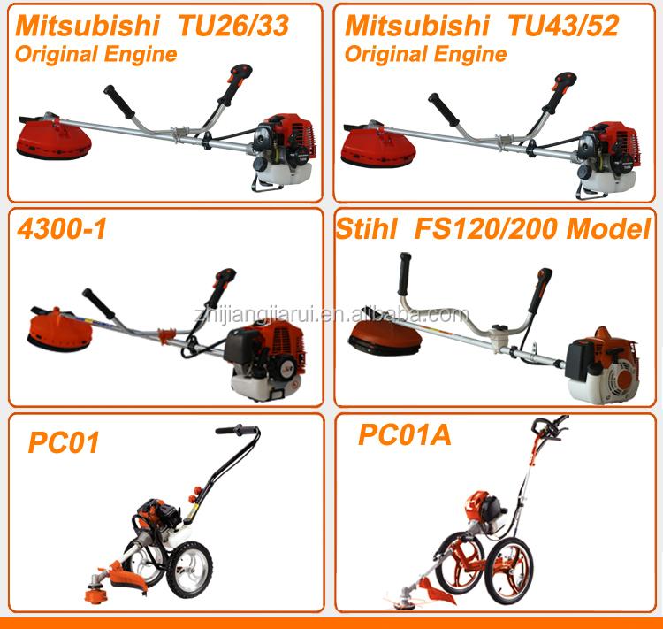 Professional Gardening Tool Tj35e Kawasaki Brush Cutter