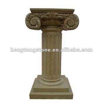 Gentil Garden Sandstone Pillar Cheap