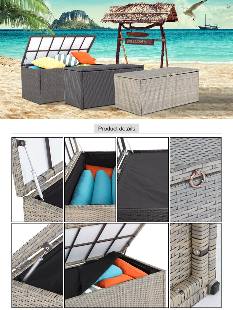 wholesale outdoor furniture aluminum pool/ seaside chaise lounge chair