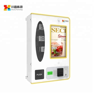 Female Use Beauty Products Mini Mart Products Selling Mini Vending Machine