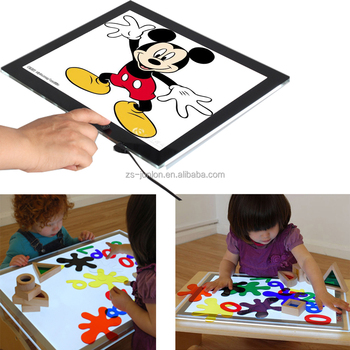 Fine 2016 New Educational Toys For Kids Light Table Activities A3 Buy 2016 Educational Toys For Kids Light Table Light Table A3 Product On Alibaba Com Download Free Architecture Designs Salvmadebymaigaardcom