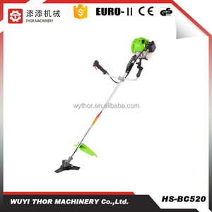 2.2kw 52cc classic full extension flexible shaft brush cutter