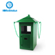 Portable Automatic Pond Fish Feeder,ABS Material Fish Feeder For Pond