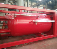 China Alibaba Supplier Stainless Steel Hydronic Buffer Tank Boiler Tank Compressed Air Tank