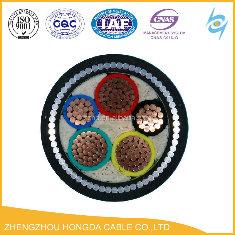 Armored Copper Wire and Cable120mm 95mm 50mm 35mm 75mm xlpe power cable