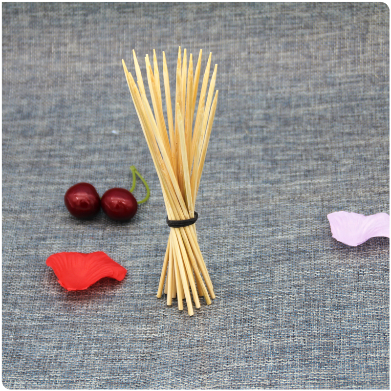 Food grade cost-effective bamboo marshmallow sticks