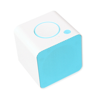 Promotion Gift Portable Wireless Speaker Music Cube Sound Box Mini Speakers With FM/TF