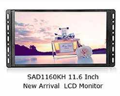 SAD2801KL 28 inches Support Split Header Screen Long LCD Panel for indoor