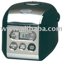 Sanyo 3-1/2-Cup Micro-Computerized Rice Cookers/Warmers with Bread-Baking Functions