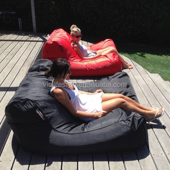 Outdoor Lounge Furniture Swimming Pool Beanbag Chair, Lazy Boy Beanbag Chair,  Beanbag Chair Sofa