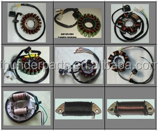 motorcycle stator coil magneto coil parts for en125 an125. Black Bedroom Furniture Sets. Home Design Ideas