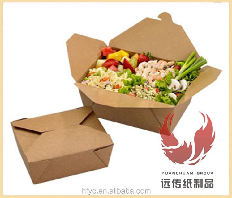 Fast Food Paper Printing