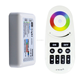 RGBW Controller 2.4G Mi light LED touch 2.4g Remote control Dimmer rgbw LED 12-24V 24A for SMD 5050 RGBW/RGBWW led strip light