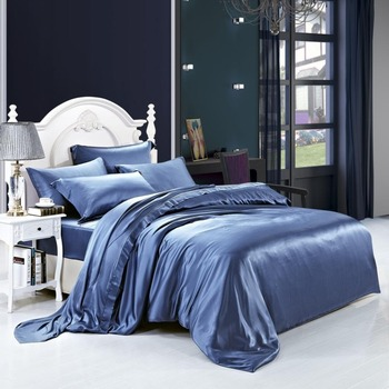 100% Silk Bed Sheets For King Size (Oeko-Tex)