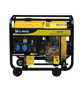 3000 watts electric power diesel generator thailand