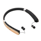 Classic Wireless Bluetooth 4.1 Foldable Bluetooth Earphones Rose Gold