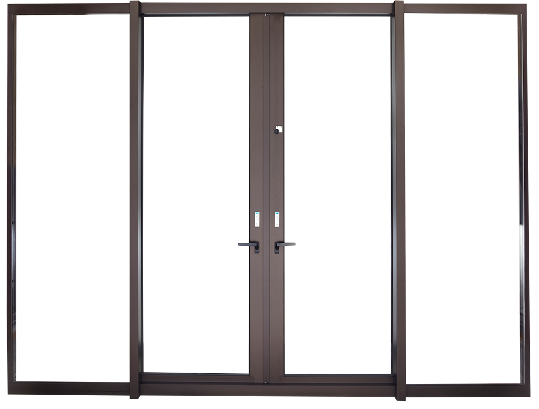 glass garage door prices / used sliding glass doors sale 72x80size / 3 panel french doors