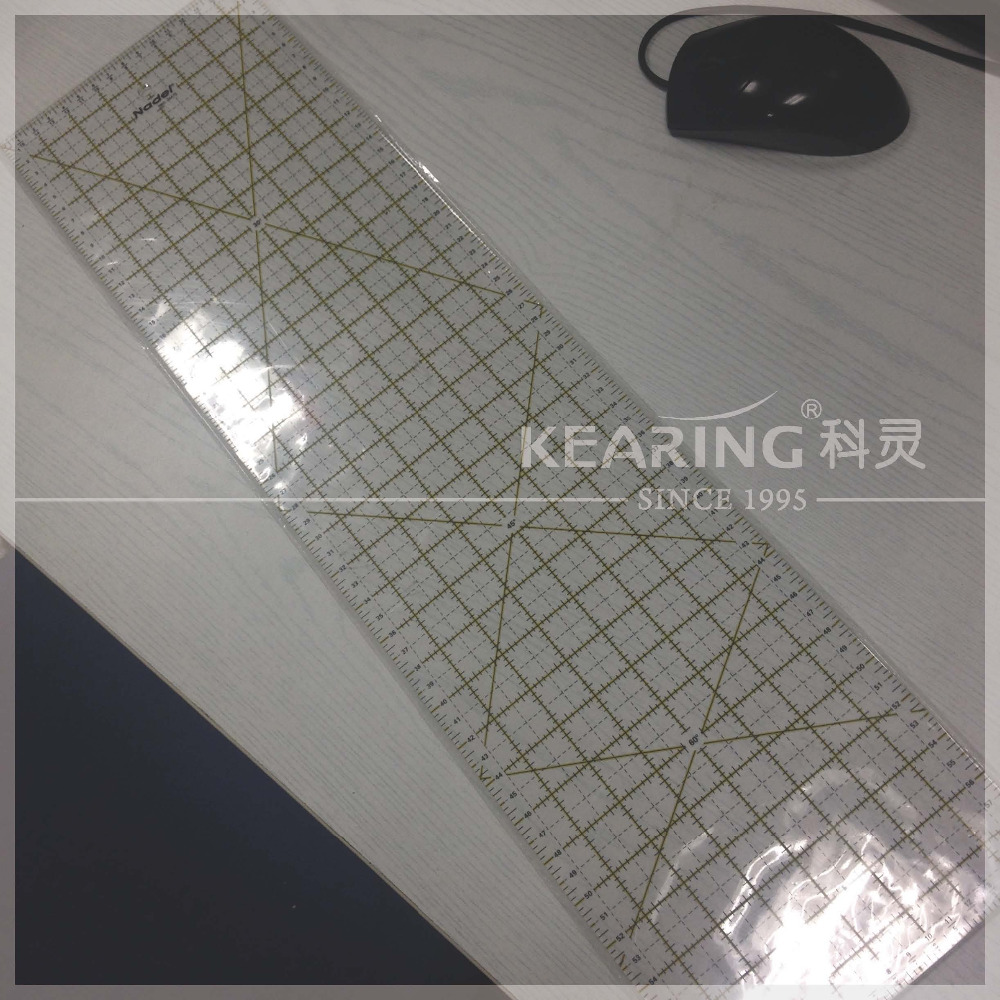 Clear Plastic Rigid Quilting Template 3mm Thickness Hard Acrylic ...