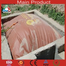 6m3 - 50m3 Mini Home Biogas Plant Cooking Fuel Application Portable Flexi Biogas