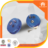 Premier China supplier Bonfiglioli type shaft mounted speed reducer with Dodge torque arm