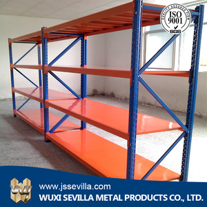 Garage Heavy Duty Shelf Steel Metal Storage warehouse racking systems