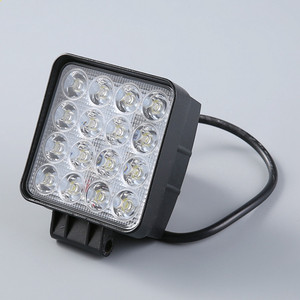 Explosion proof led battery work light portable worklight