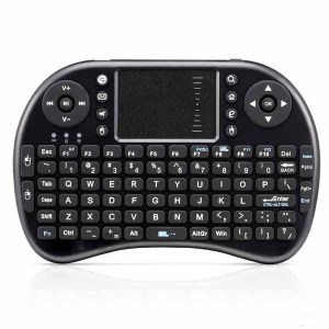 I8 Fly Air Mouse Mini Wireless Handheld Keyboard 2.4GHz Touchpad Remote Control For M8S MXQ MXIII TV BOX Mini P