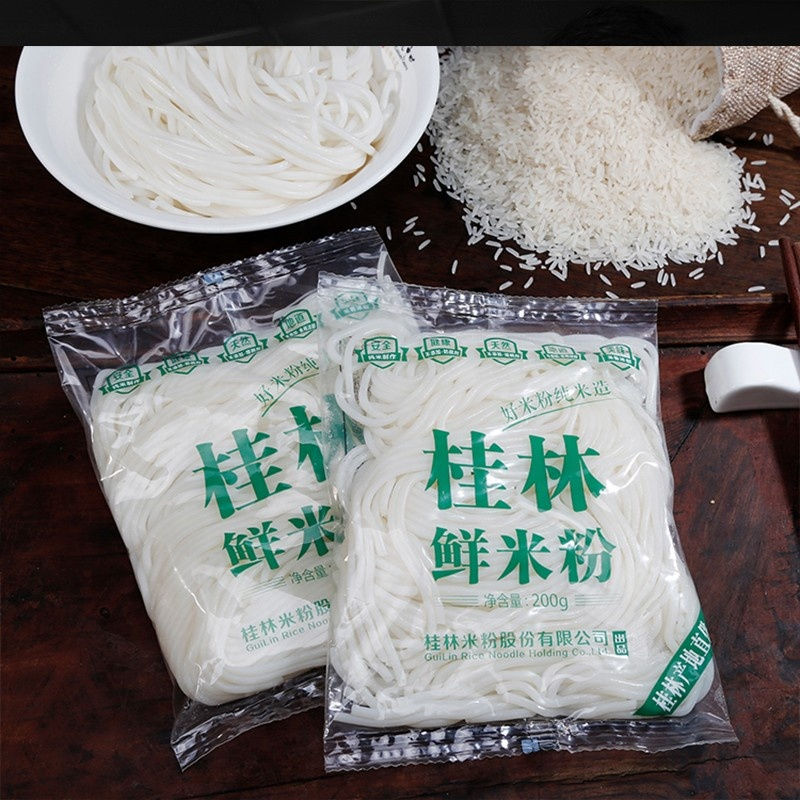 Instant Style And No Fried Processing Type Rice noodles Chinese Snacks