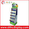High Quality Custom Floor Paper Cardboard Display Stand
