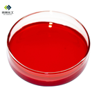 Textile printing water based pigment paste red