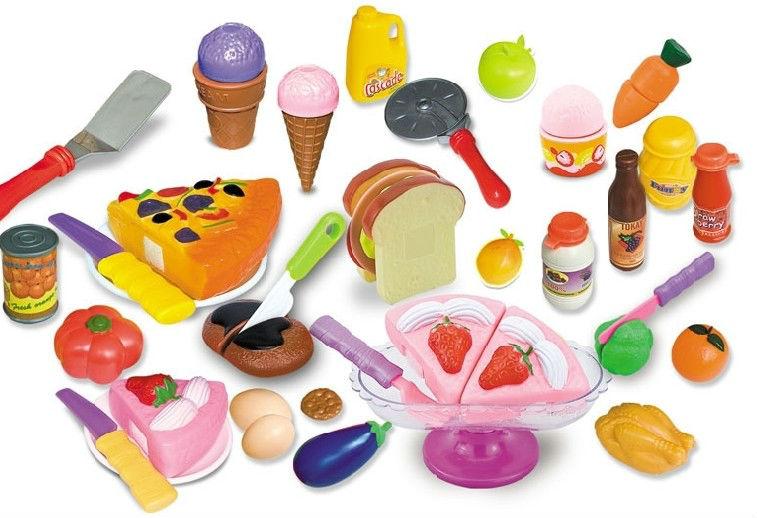 Plastic Toy Food : ĐỒ chƠi trẺ em nÊn lÀ gỖ ghappy vn
