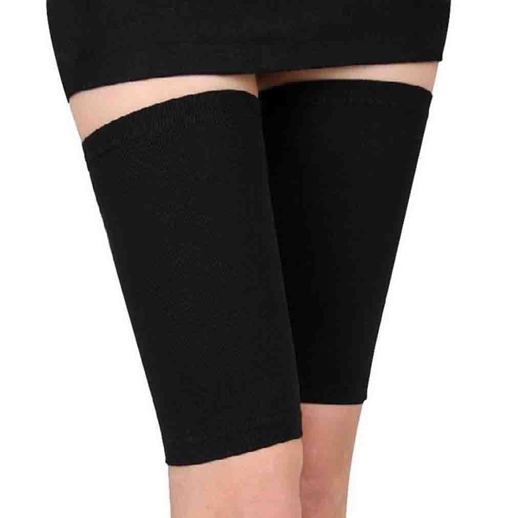 3767425dac Get Quotations · Yosoo 1 Pair Thigh leg Massage Shaper Thigh Slimming  Compression Socks Burn Fat Thin Leg Socks