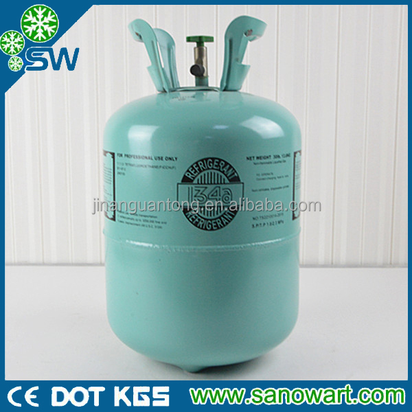 r134a compressor oil coolant refrigerant gas