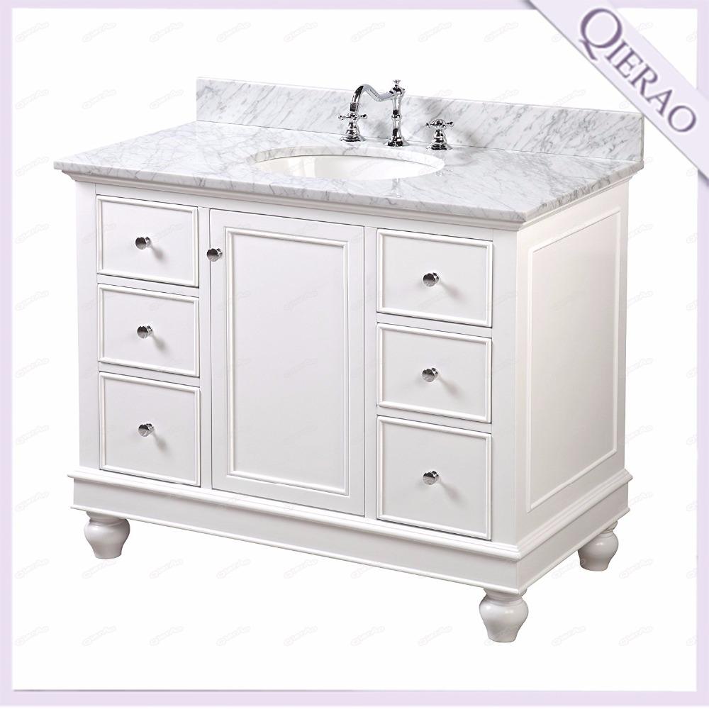 Manufacturer 42 Inch Bathroom Vanity With Sink 42 Inch