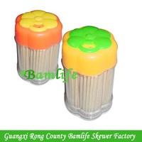 Design custom stock toothpick pots