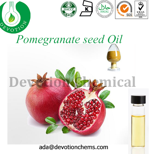 High Quality Natural Pomegranate Seed Oil Extraction