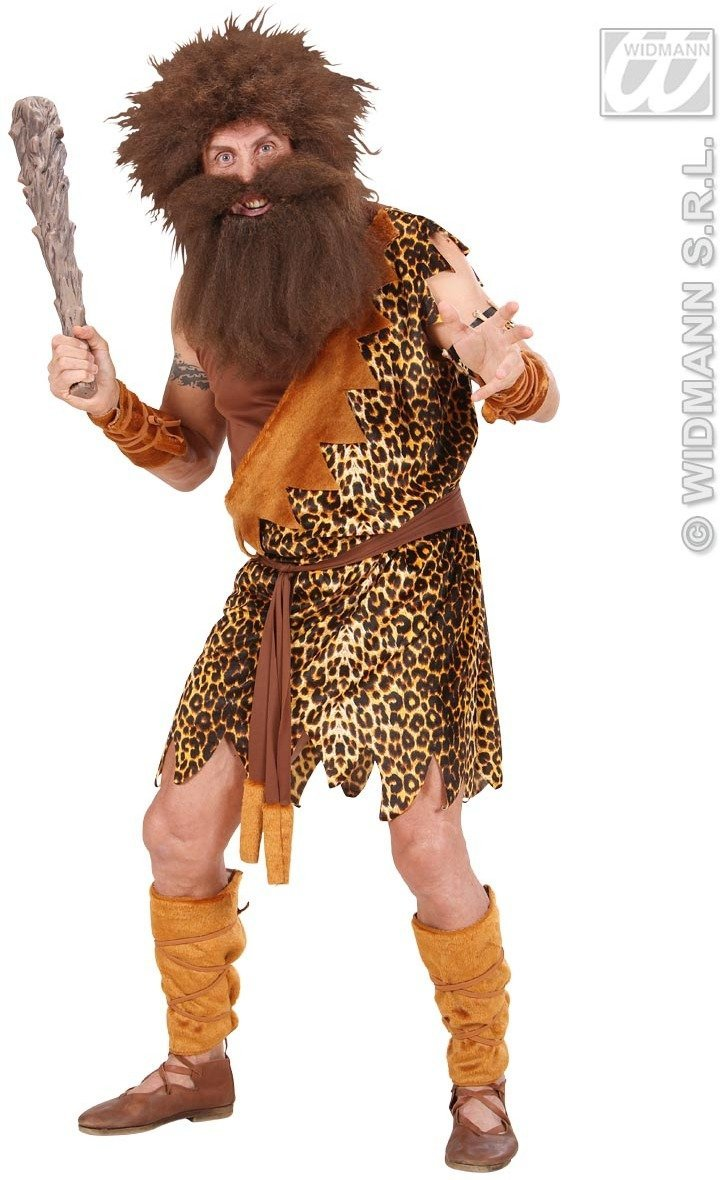 Caveman Prehistoric Neanderthal Sandals Adult One Size Party Fancy Dress