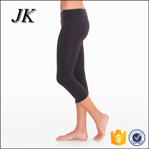 2016 newest black yoga pants for active wear running yoga pants