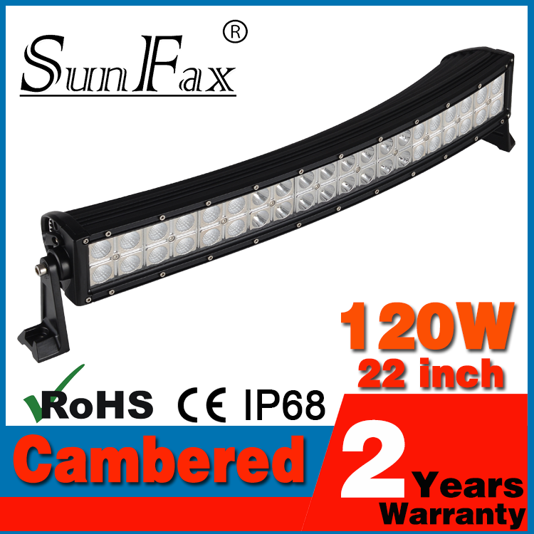 Hottest sale 22 c ree 120w light force led light bar curved double hottest sale 22 c ree 120w light force led light bar curved double row outdoor aloadofball Image collections