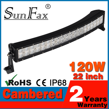 Hottest sale 22 c ree 120w light force led light bar curved double hottest sale 22quot c ree 120w light force led light bar curved double row outdoor aloadofball Images