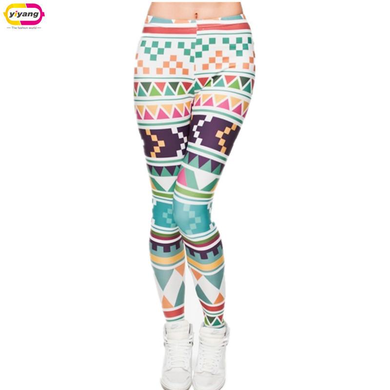 Hot Sale New Arrival 3D Printed Fashion Women Leggings Space Galaxy Leggins Tie Dye Fitness Pant