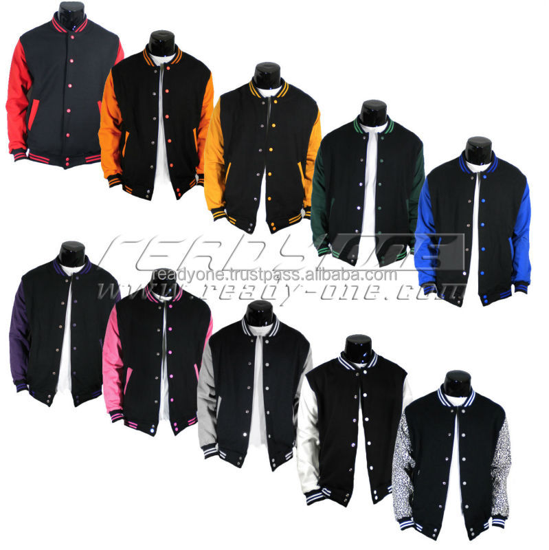 Custom Varsity Jackets With Logo & Chenille Patch,Make Your Own ...