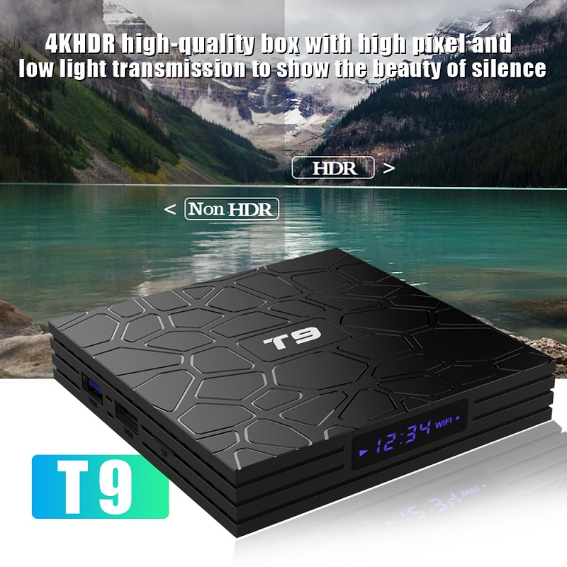 T9 Smart World Max Tv Box 4g 32g Android 8 1 Android Tv Box Rk 3328  Download User Manual For Android Mx Tv - Buy T9 Smart World Max Tv  Box,Android 8 1