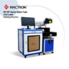 New Product Agent Wanted Co2 Laser Marking Machine For Cloth / Pipes