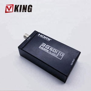 MINI 1080P 3G SDI to HDMI Converter Adapter BNC SDI/HD-SDI/3G-SDI For DVD HDTV