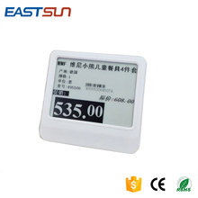 Electronic Shelf Label/ Digital Esl Price Tag/esl E-paper Tag Display