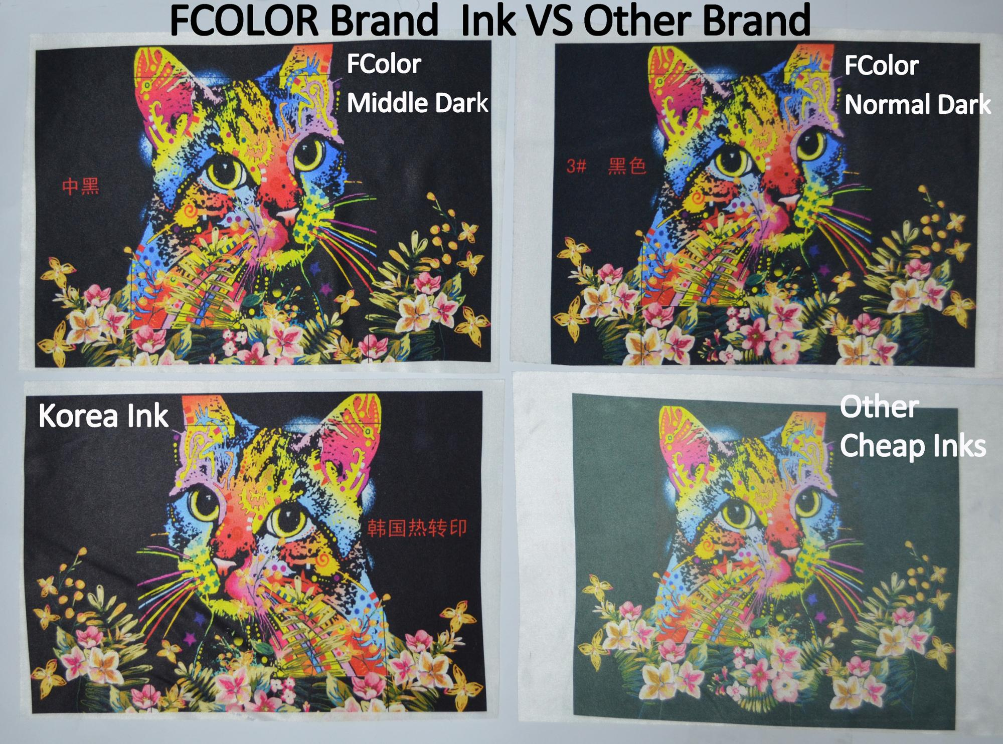 Dongguan Ink For Epson T50 T60 1390 Sublimation Ink With Icc Profile - Buy  T50 Sublimation Ink,Sublimation Ink With Icc Profile,Dongguan Ink Product