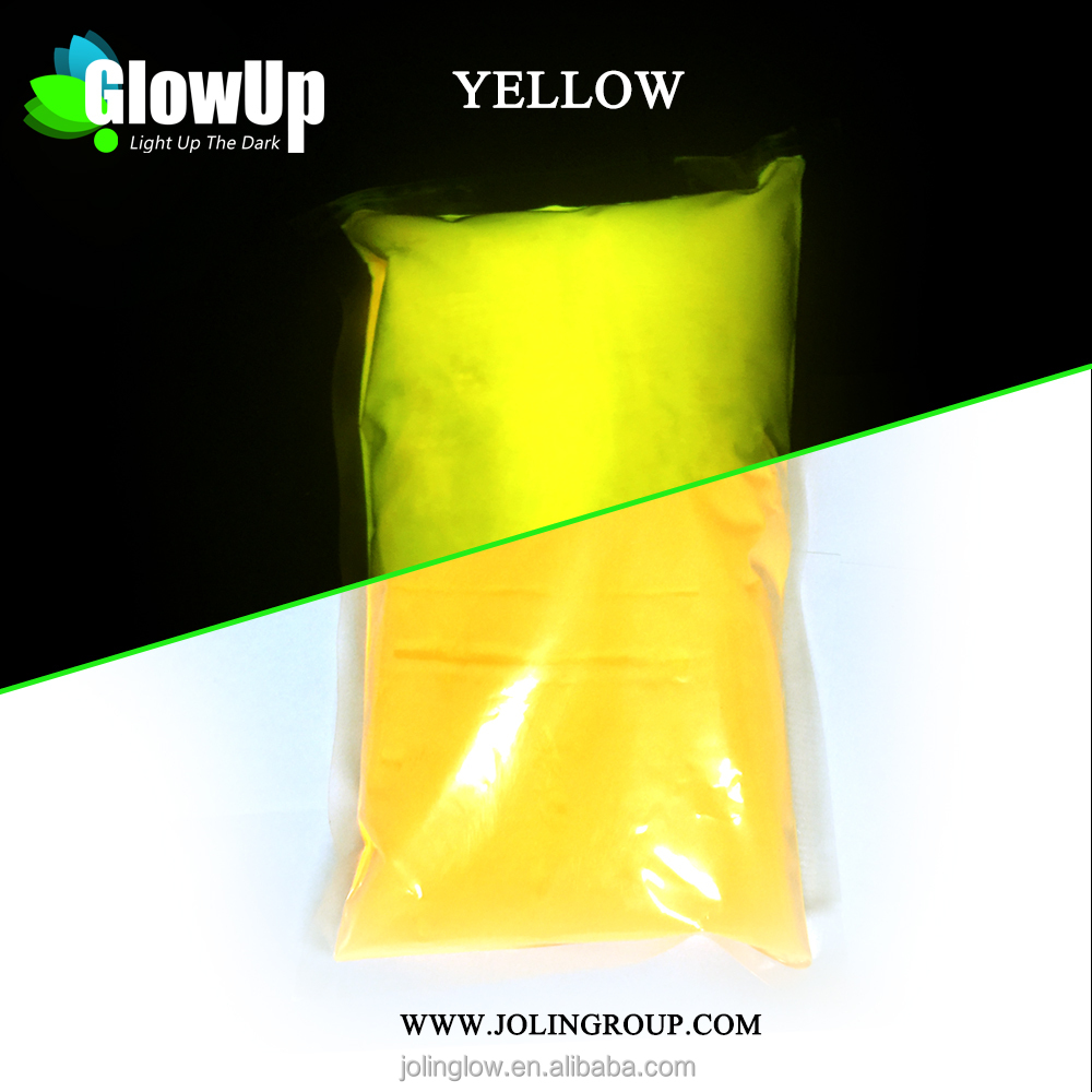 colorful and good quality phoshor powder and fluorescent pigment of dependable supplier