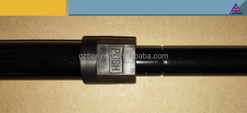 Custom design your own adjustable lockable gas spring YQ8/18-200-460(a-a)500
